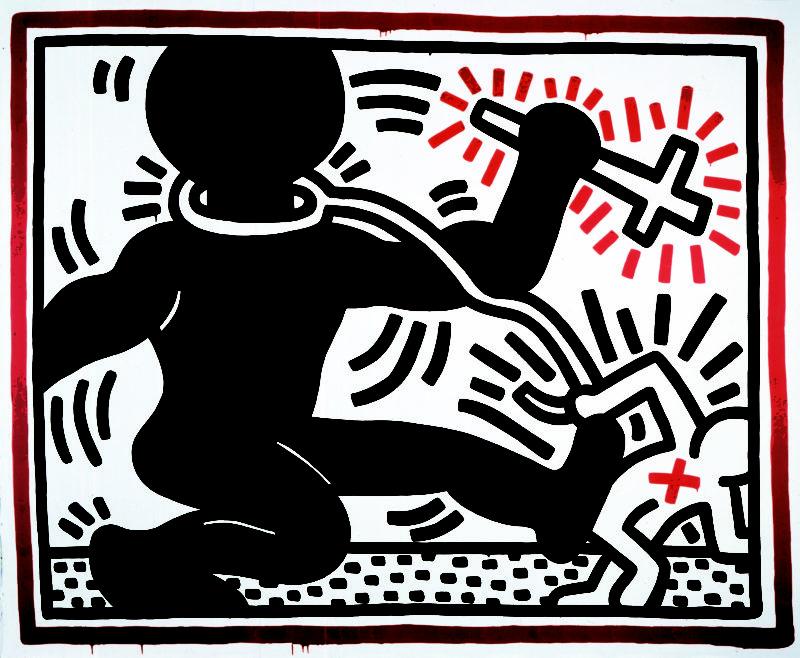 Tate Liverpool: Keith Haring