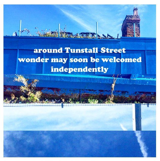 IB18: Tunstall Street, L7: Ali Harwood: #Tunstall30