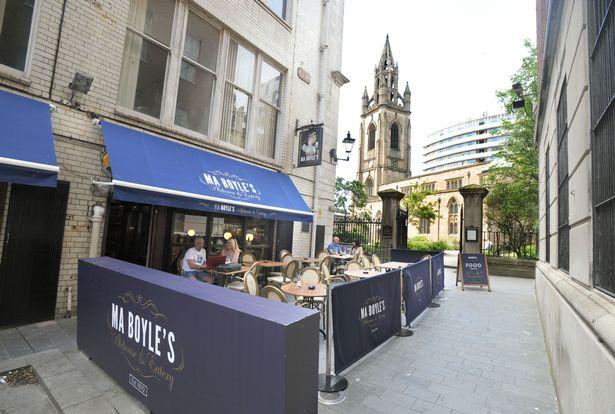 Ma Boyle's Bar