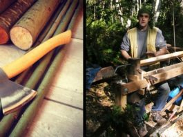 Make. North Docks: Intro to Green Wood: Pole Lathe Turning & Stool Making