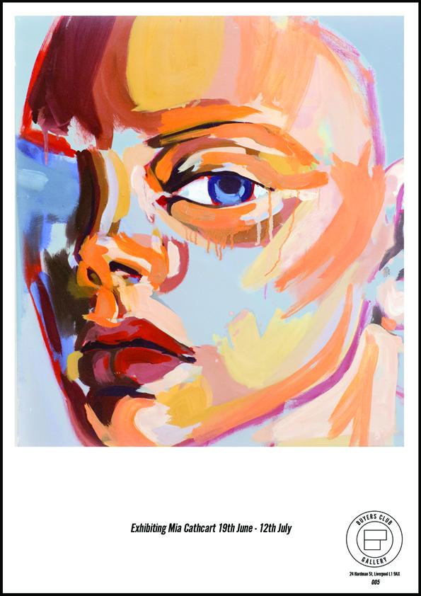 Buyers Club Gallery: Exhibition 005 - Mia Cathcart