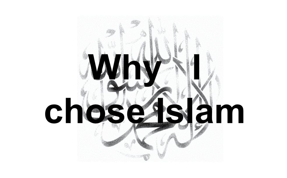 IB18: St John's Market: Jubeda Khatun: Why I Chose Islam