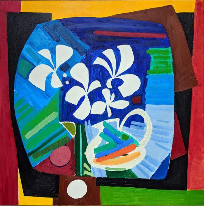 IB18: Corke Art Gallery: Andrew Marr: Angels & Open Windows