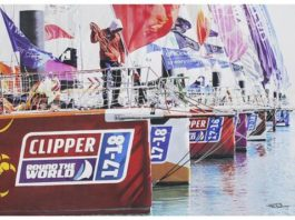 Albert Dock: Clipper inspired Art Exhibition