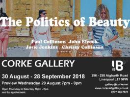 IB18: Corke Art Gallery: Politics of Beauty