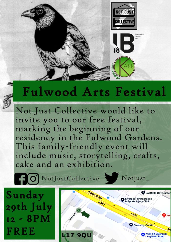 IB18: Fulwood Community Garden: Fulwood Arts Festival