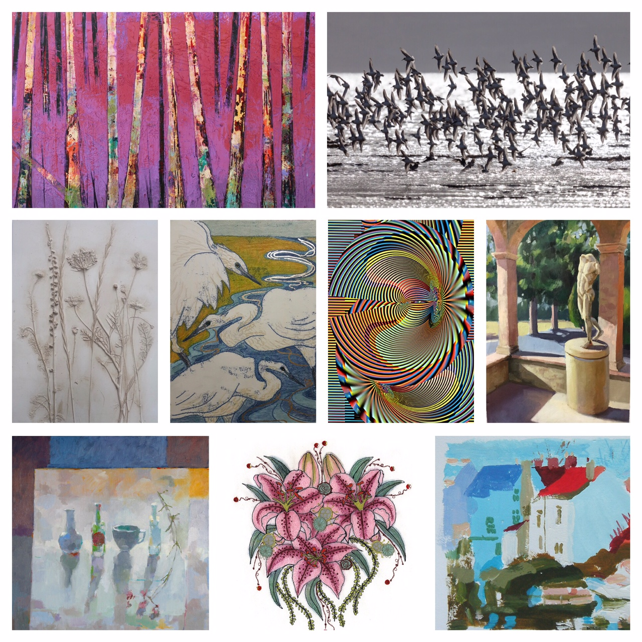 Seagrass Gallery: Open Exhibition