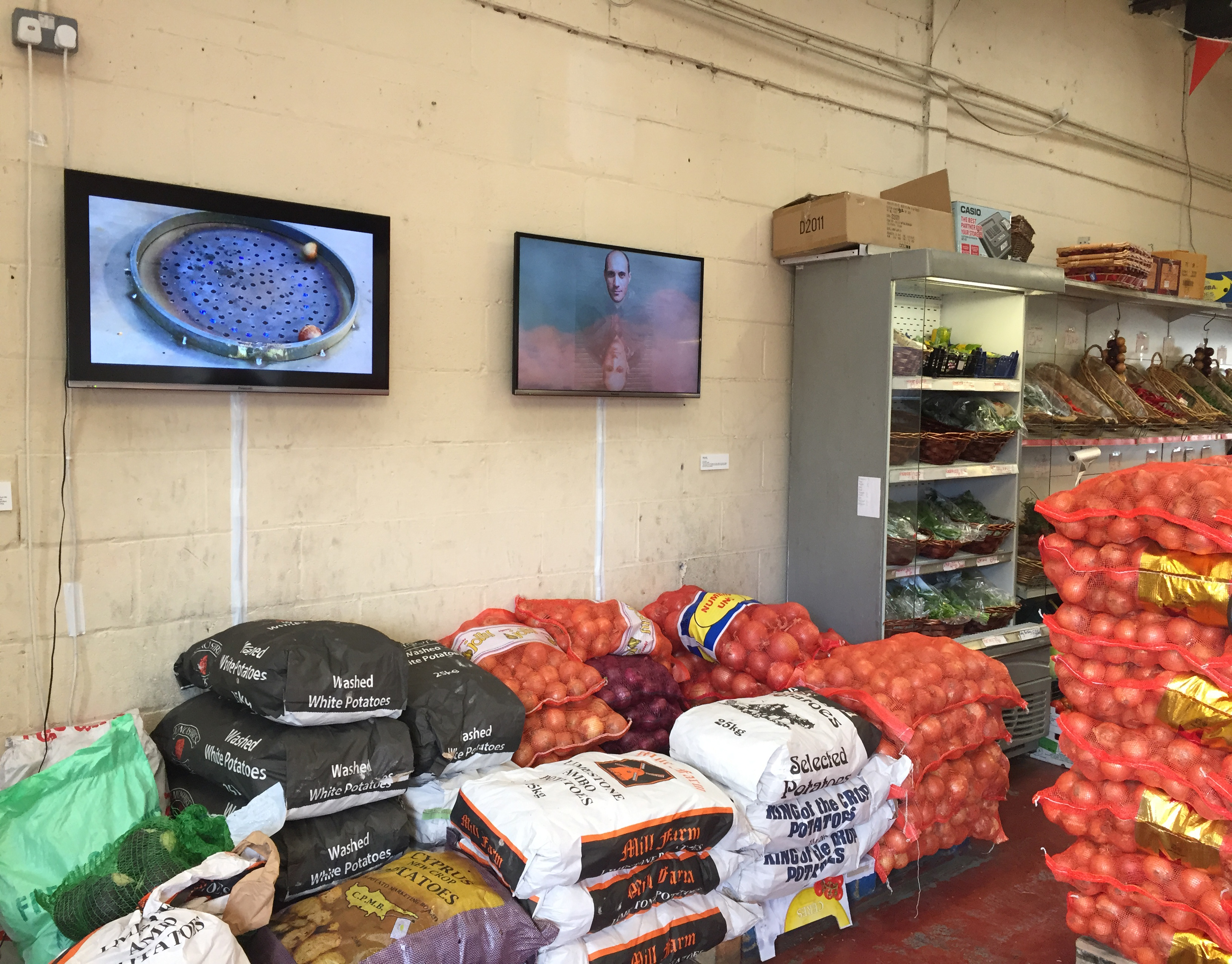 IB18: St John's Market: Alternator Studio & Project Space
