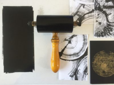 IB18: Cass Art: Monoprint Workshop with Karen Edwards