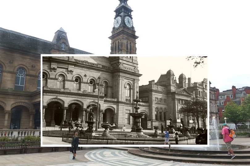 The Atkinson: Southport: Double Take (Old Southport Through a Modern Lens)