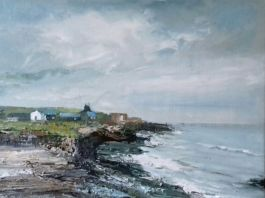 Staacks: Hilbre Perspective by Jane Morrow