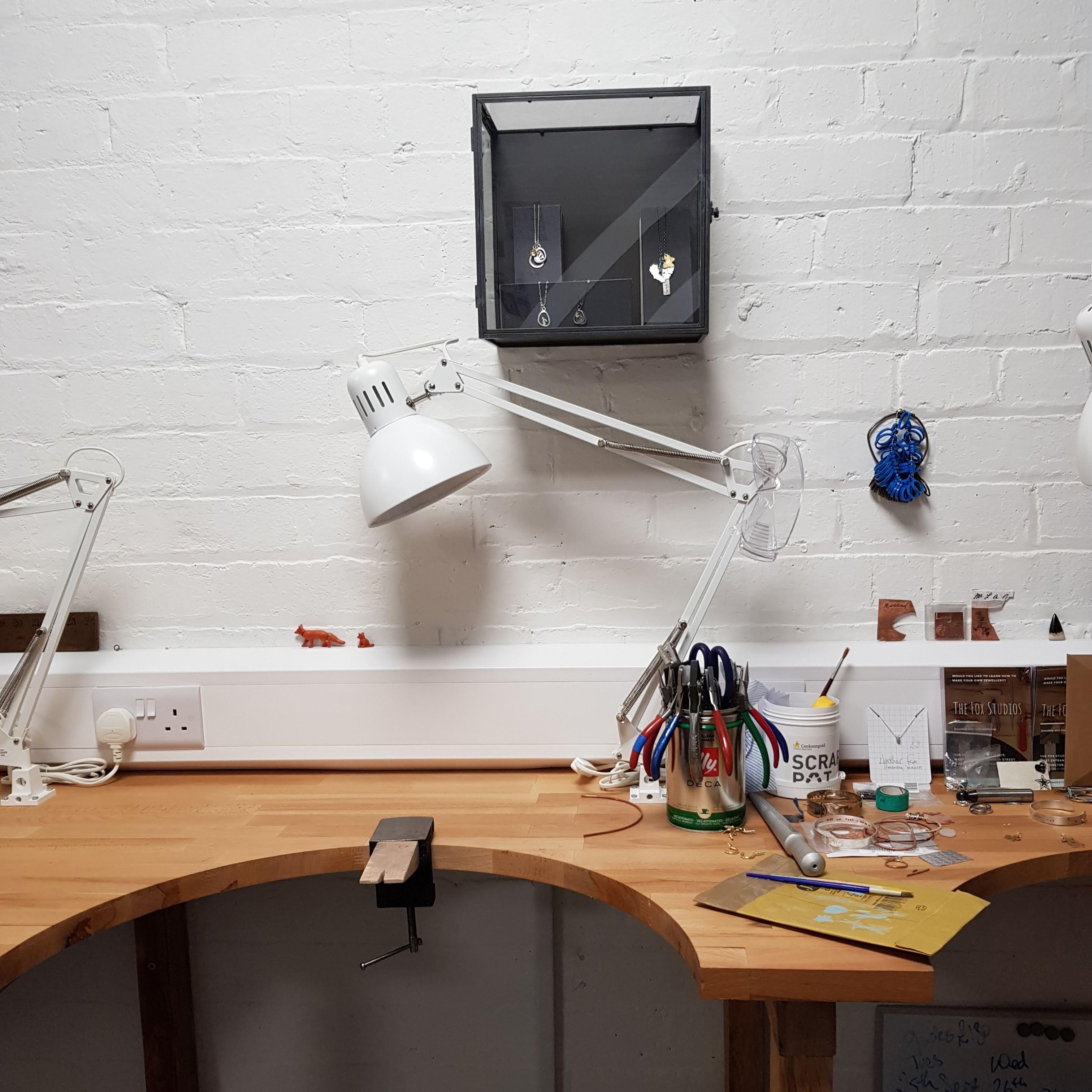 The Fox Studios: Craft and Jewellery Workshop