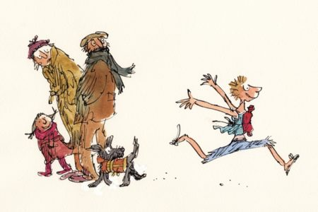 All the Year Round 1 Quentin Blake resize
