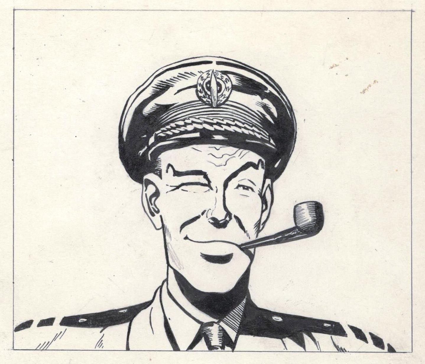 The Atkinson: Frank Hampson – The Man who drew Dan Dare