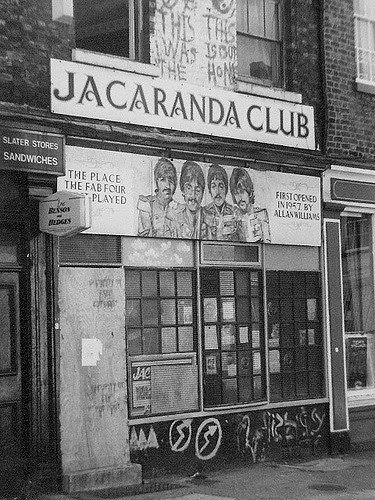 "The Jacaranda: This is Our Home"": The Jacaranda Club 1958-2018"
