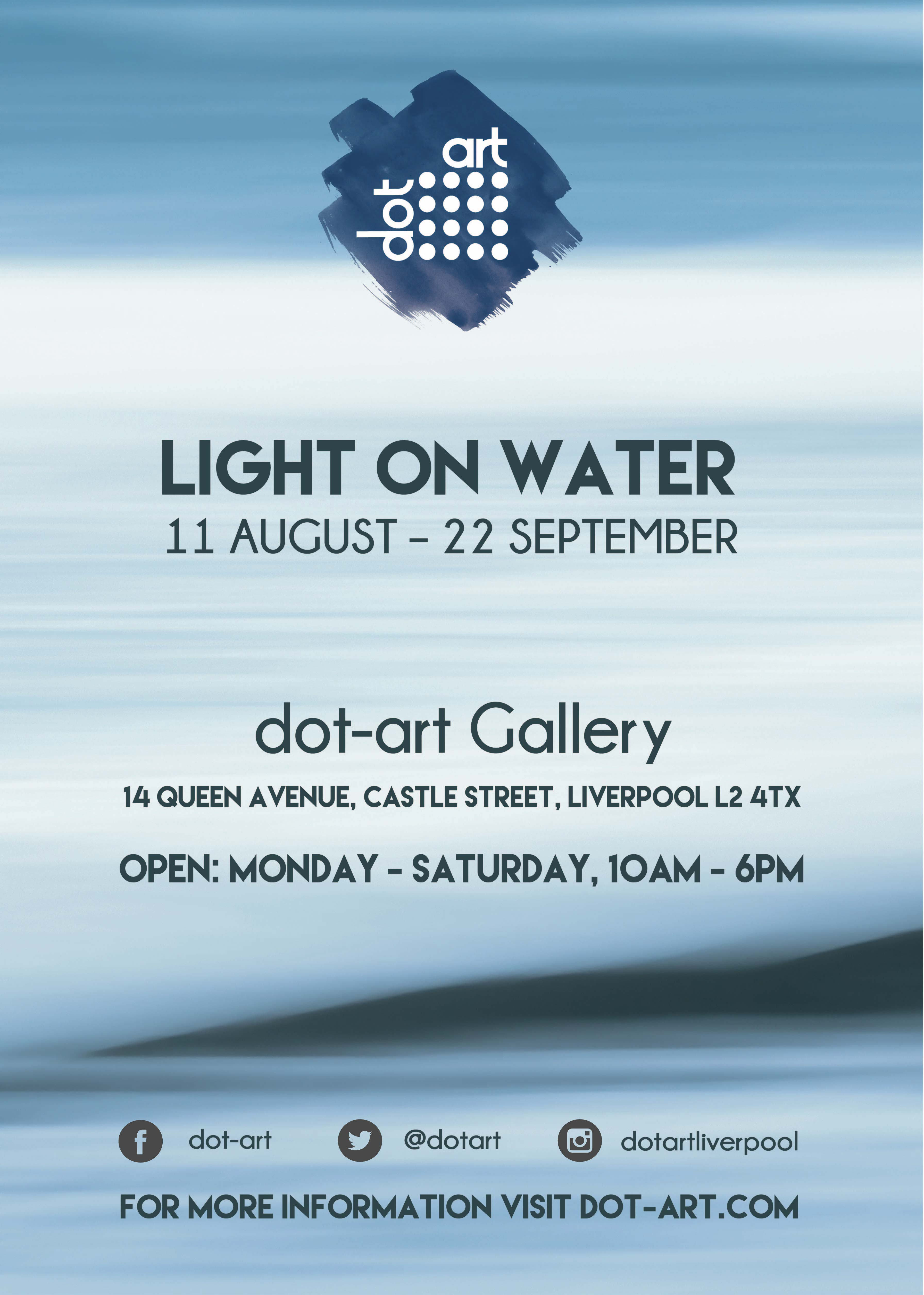 IB18: dot-art: Light on Water
