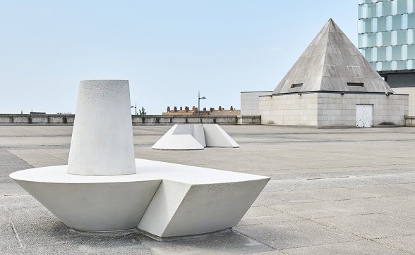 Liverpool Metropolitan Cathedral Plateau: Liverpool Biennial 2018: Beautiful World Where Are You?