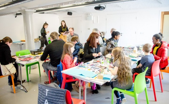 Liverpool Biennial 2018: Get Creative with Family Collective