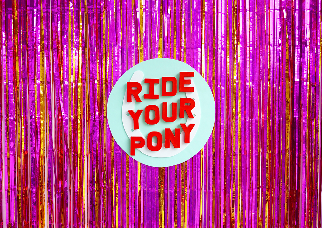 IB18: George Henry Lee's: RIDE YOUR PONY No.02
