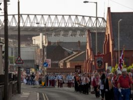 Museum of Liverpool: The Provincial Grand Orange Lodge of Liverpool