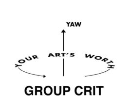 IB18: George Henry Lee's: Your Art's Worth: Group Crit