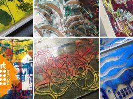 Make. North Docks: Monoprinting by dot-art