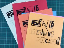 IB18: George Henry Lee's: Your Art's Worth: Zine Making Social