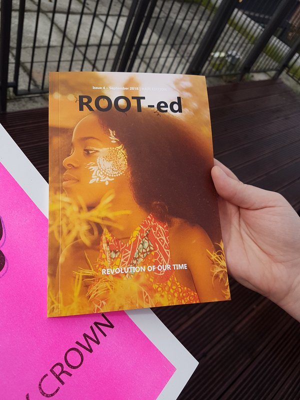 Tate Liverpool: ROOT-ed zine: Hair, Black History and Movement
