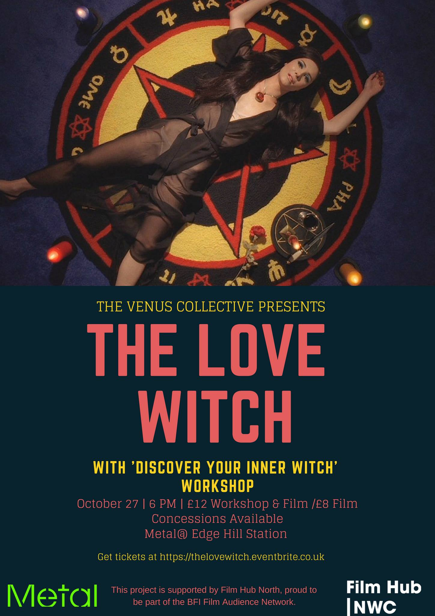 Metal: Screening - The Love Witch