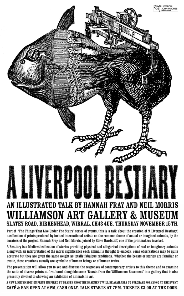 Williamson Art Gallery & Museum: A Liverpool Bestiary