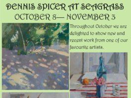 Seagrass Studio: Dennis Spicer