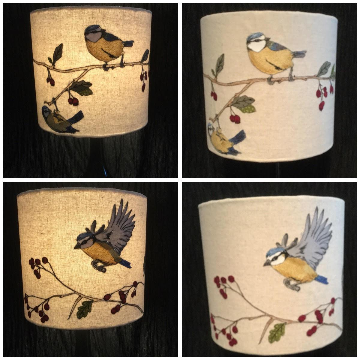 Bridge Cottage: Embroidered Lampshade Workshop
