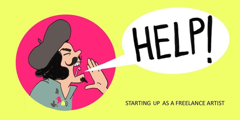Make. Baltic: Help Starting Up as a Freelance Artist!