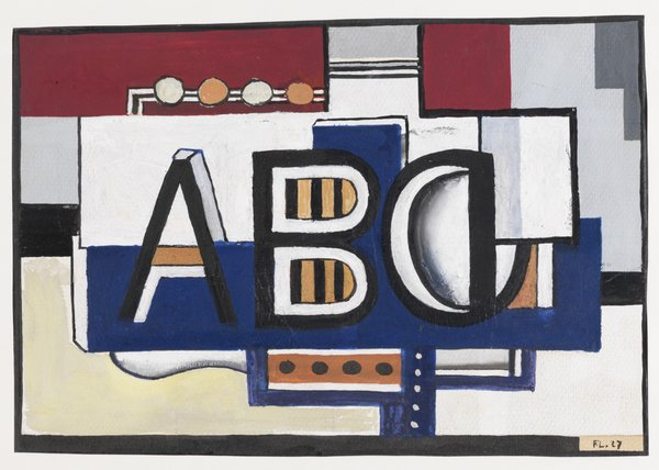 Tate Liverpool: Fernand Léger Study Day: led by Dr Judith Walsh