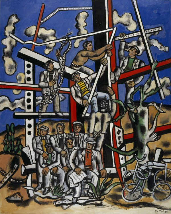 Tate Liverpool: Representing the People: LÉGER, SOCIALISM AND THE PUBLIC ART