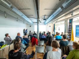 Make. North Docks: Liverpool Artists' Network meeting