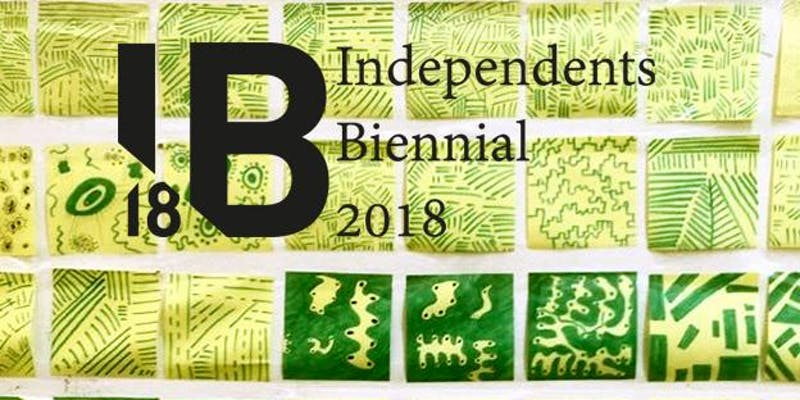 Independents Biennial 2018, book launch & closing party