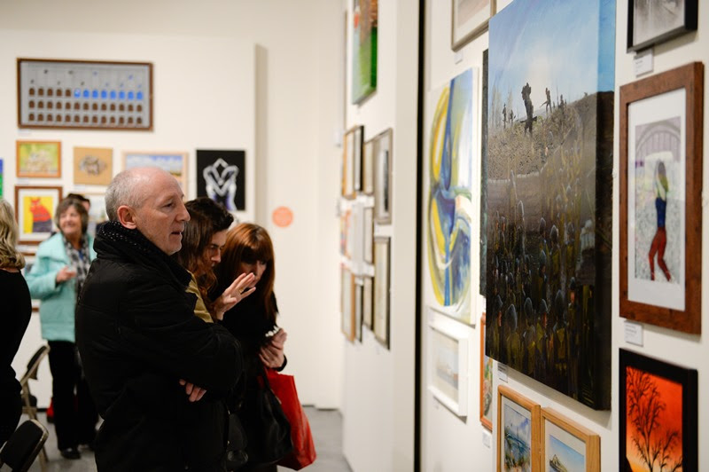 Kirkby Gallery: 18th Knowsley Open Art Exhibition