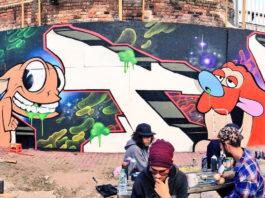 IB18: LOST18: Zap Graffiti