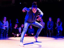 LEAP 2018: Northern Dance Platform: Andrea Buckley / taciturn / Claricia Parinussa
