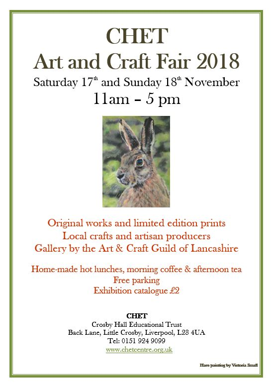 CHAT: Art and Craft Fair 2018