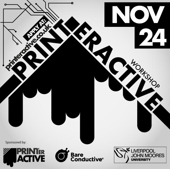 LJMU: Printeractive Workshop