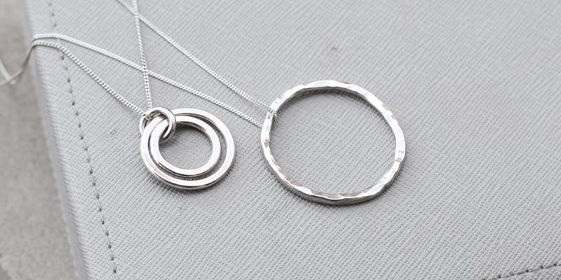 Metquarter: Sterling Silver Pendant Workshop