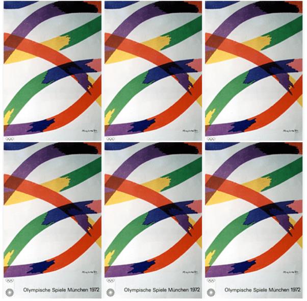 Williamson Art Gallery: Olympische Spiele Munchen 1972