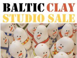 Baltic Clay: Studio Sale