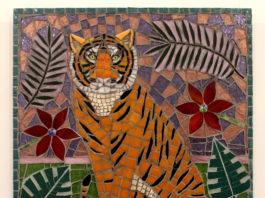 92 Degrees Coffee: Freya Levy, Animal Mosaics