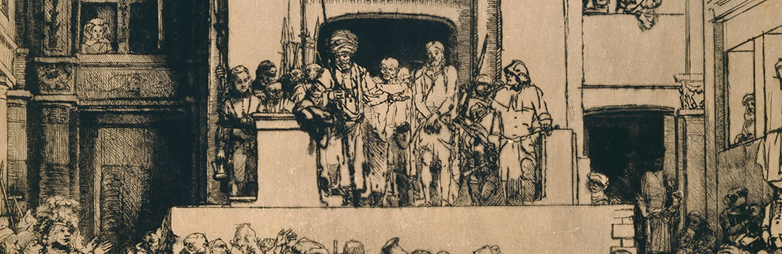 Lady Lever Art Gallery: Rembrandt in Print