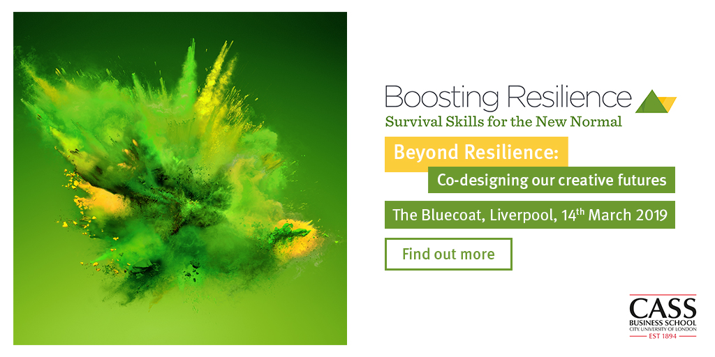 Bluecoat: Beyond Resilience: Co-designing Our Creative Futures