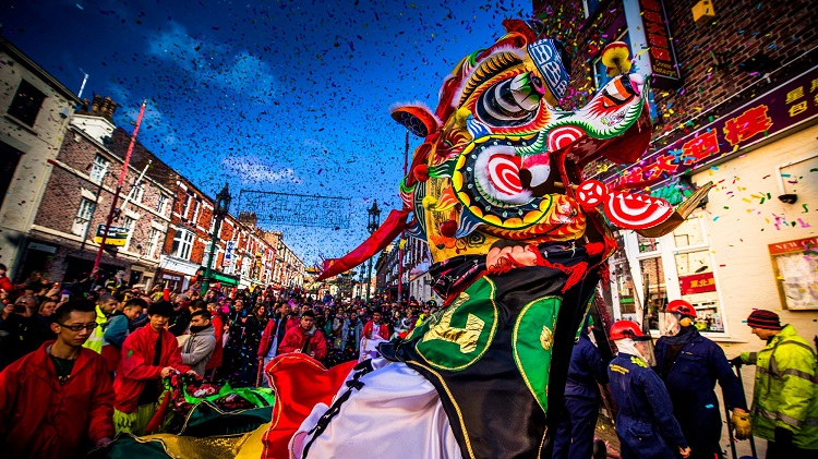 Liverpool's twinning with Shanghai celebrated with three ...