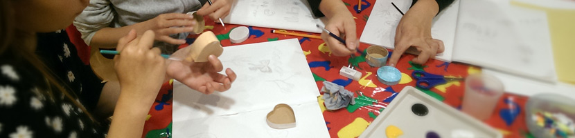 Lady Lever Art Gallery: Family Art Club